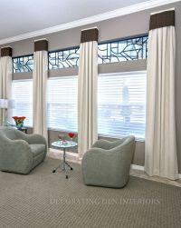 Custom Window Treatments | Designer Curtains, Shades and ...