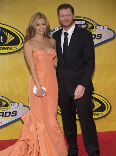 Dale Earnhardt Jr And His Girlfriend