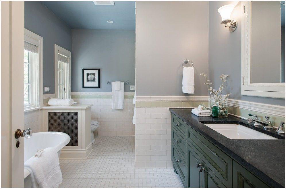 Tile Wainscoting Bathroom  Beadboard Vs Wainscoting
