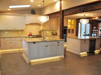 Kitchen Renovation Toe-kick LED Lighting | (Viking Kitchen ...