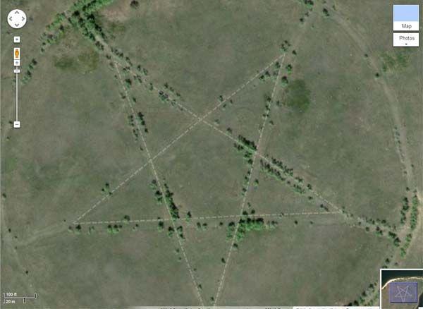 Kazakhstan Pentagramme 5