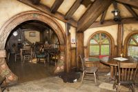 Best Real Hobbit Hole House At Painting Ideas | wallummy ...