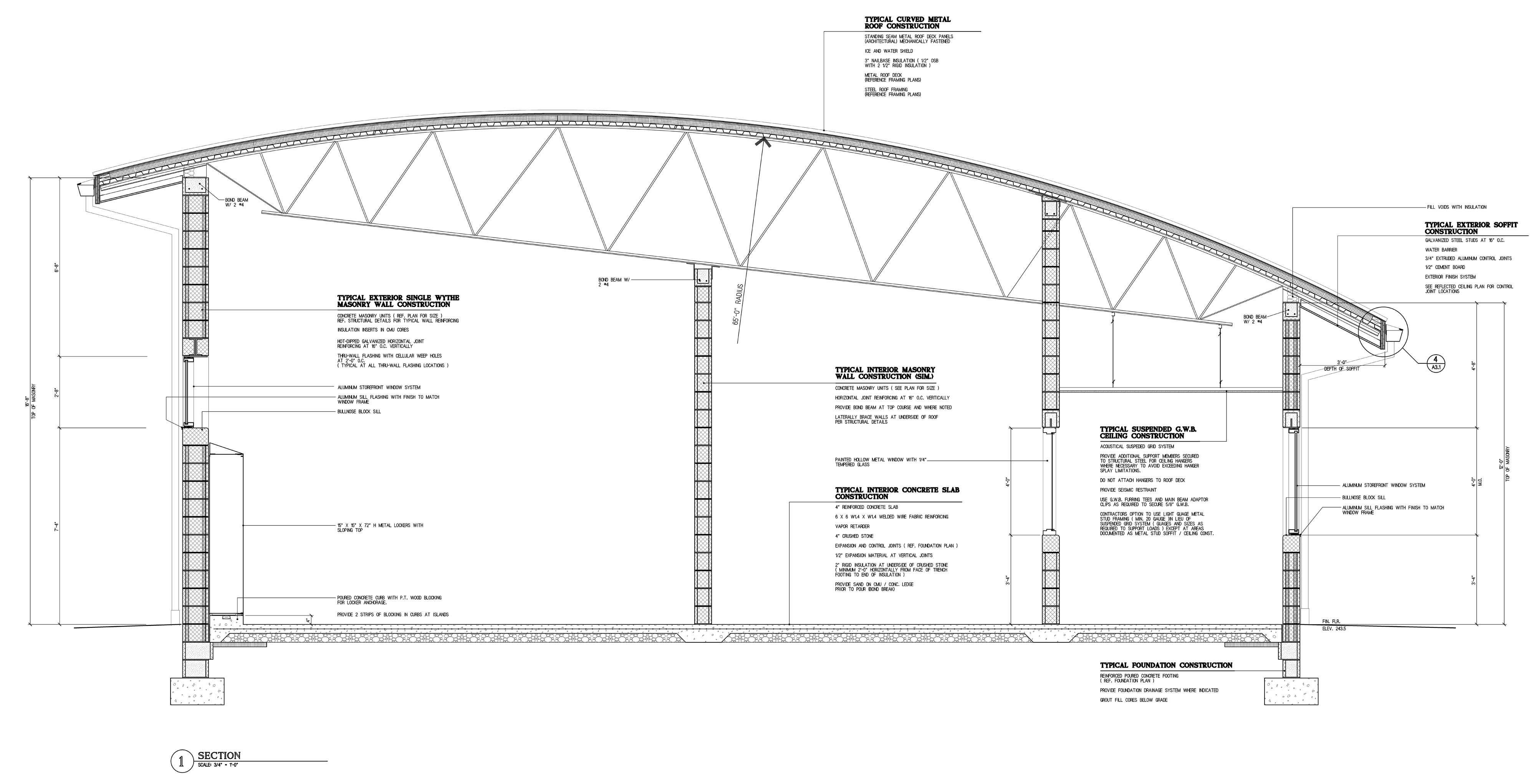 Truss Structure Details