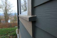 Decorating  Cedar Window Trim