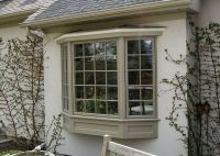 Bay Window: Bay Window Exterior Trim | Kitchen | Pinterest ...
