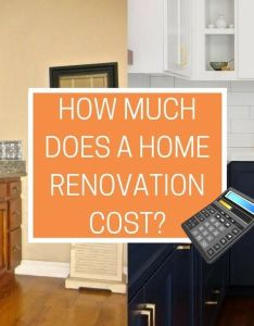 How much does  home renovation cost free calculator simple decoration ideas also rh pinterest