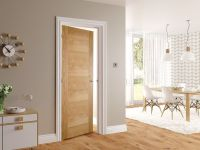 wooden doors white skirting boards - Google Search ...