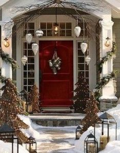 Pictures most incredible christmas porch decorating ideas san diego interior examiner also rh za pinterest