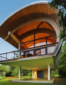 cool unique small house in casey key guest designed by the american architectural studio totems architecture florida usa rejig design also pin talia gerstle on places to live pinterest rh