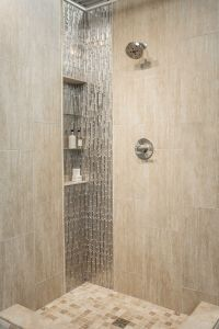 Bathroom shower wall tile - Classico Beige Porcelain Wall ...