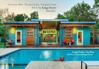 Kanga Room Systems Prefab Cabin Studio Shed Kits ...