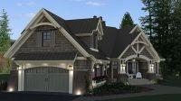 House Plan 42675 | Bungalow Cottage Craftsman Tudor Plan ...