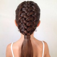 5 strand French Loop Braid by @mimiamassari | hairstyles ...