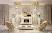 art deco furniture for living room vismara design