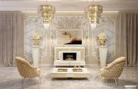 art deco furniture for living room vismara design ...