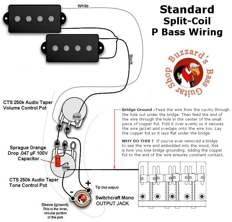 Bass Wiring Diagrams Wiring Wiring Diagram And Schematics