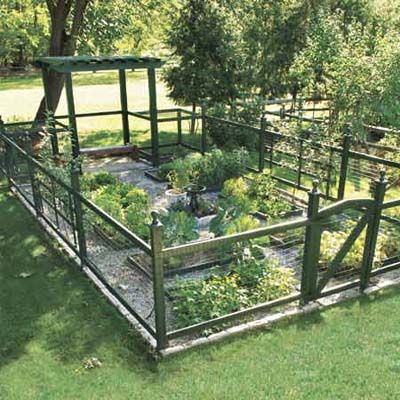 Grow A Healthy Vegetable Garden Gravel Path And English Country