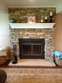 refacing a fireplace