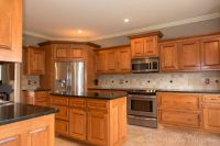 popular kitchen colors with maple cabinets best kitchen ...
