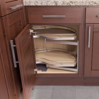Blind Corner Base Cabinet Pull Out  Cabinets Matttroy