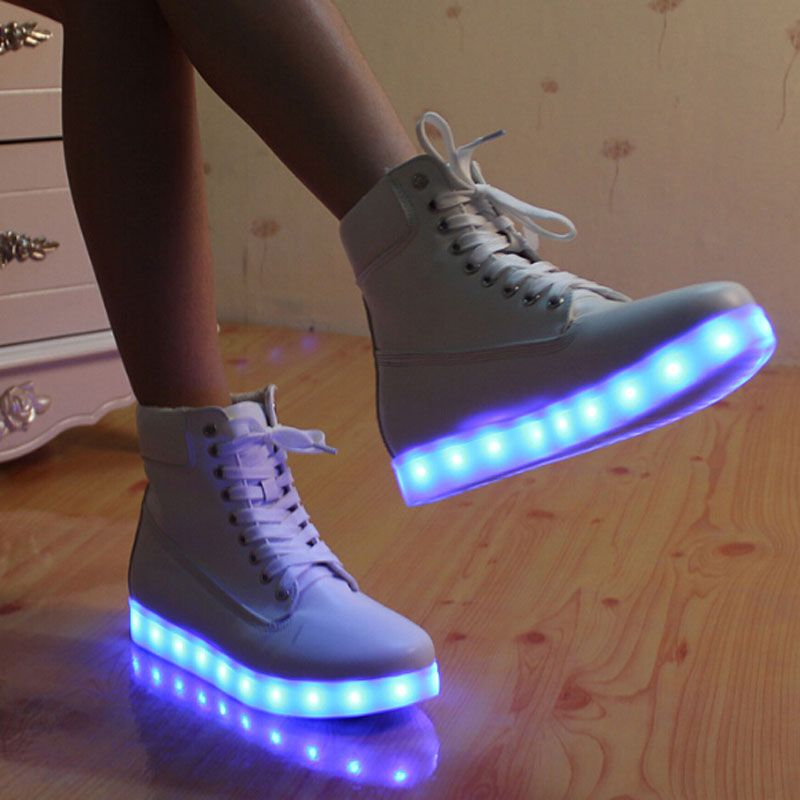 Yeezys Led Lights