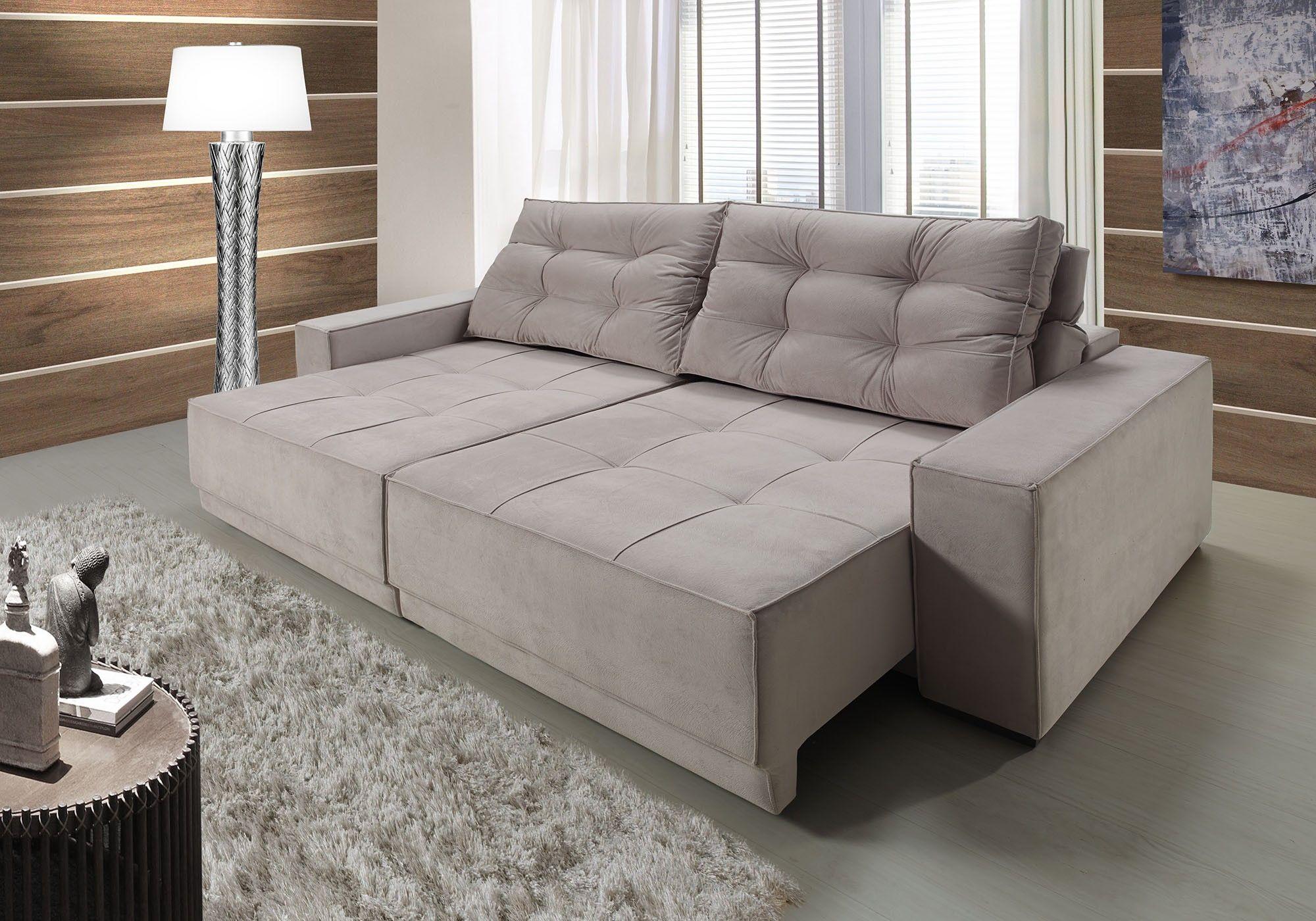 sofa usado olx rio de janeiro modern set pune maharashtra sofá dominant 3 lugares assento retrátil e encosto