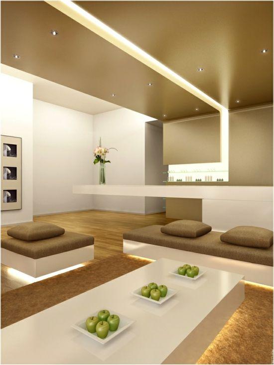 Modernes Wohnzimmer gestalten leicht gemacht Wohnzimmer Beleuchtung  Licht  Repinnt bigede