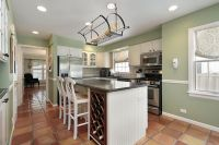 501 Custom Kitchen Ideas for 2018 (Pictures) | Light green ...
