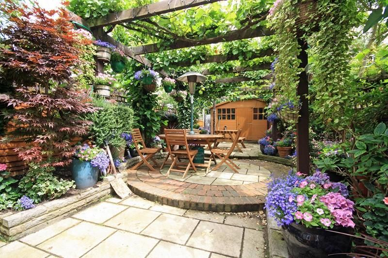 12 Amazing Patio Gardens Design Ideas For Your Inspiration