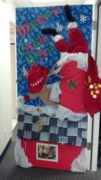 Christmas Door Decorating Contest Winners | Christmas door ...