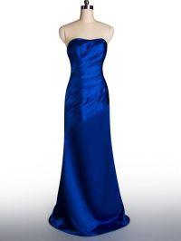 Cobalt Blue Bridesmaid Dress | ... Bridesmaid Dresses ...