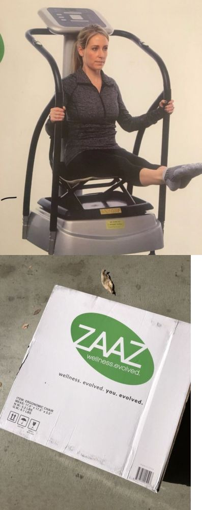 zaaz ergonomic chair lounge legs other fitness technology 44076 price reduced for use with mobility