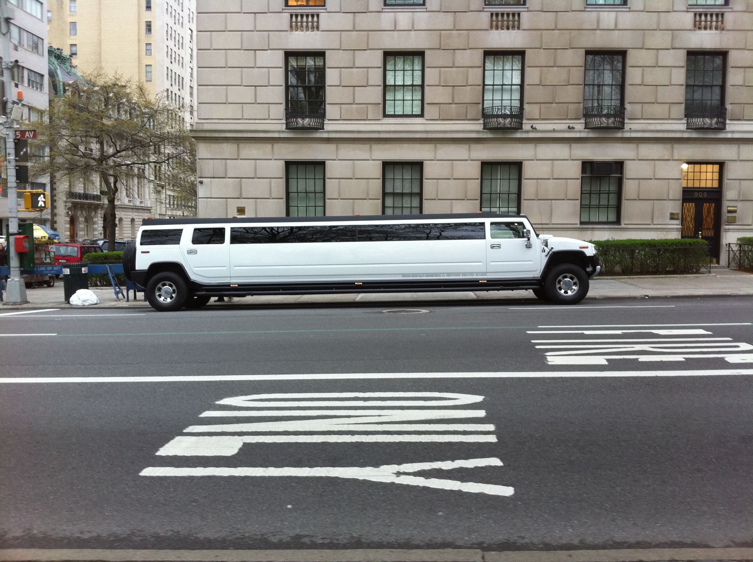 Hummer Limousine New York I just discovered this kind of mind