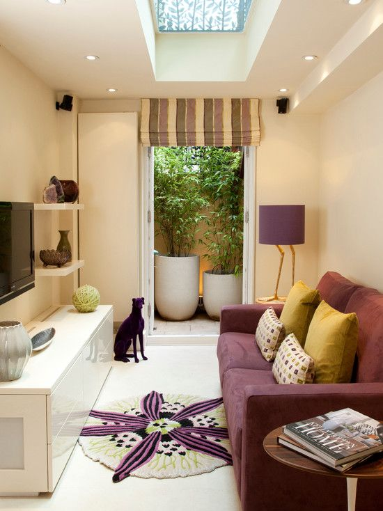 10 Hacks To Make A Small Space Look Bigger Small Living Rooms