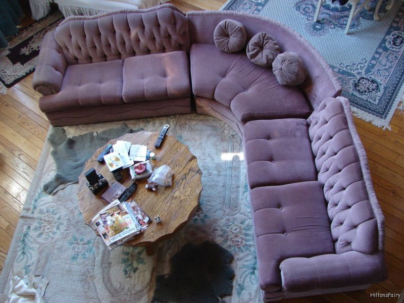 Tufted Sectional Sofa Bing Images Furniture Pinterest