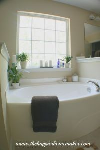 Decorating Around Bathtub on Pinterest