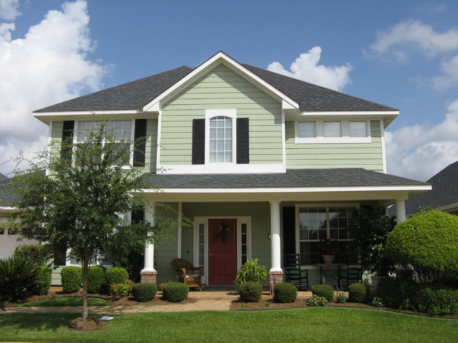 Sherwin Williams Exterior Paint Ideas Home Exterior Facelift