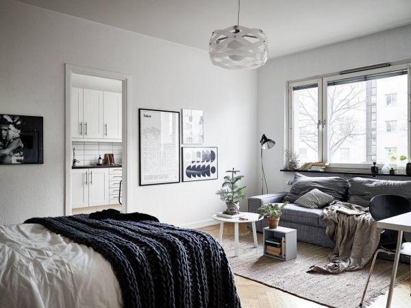 Simple Decor - Studio Apartment
