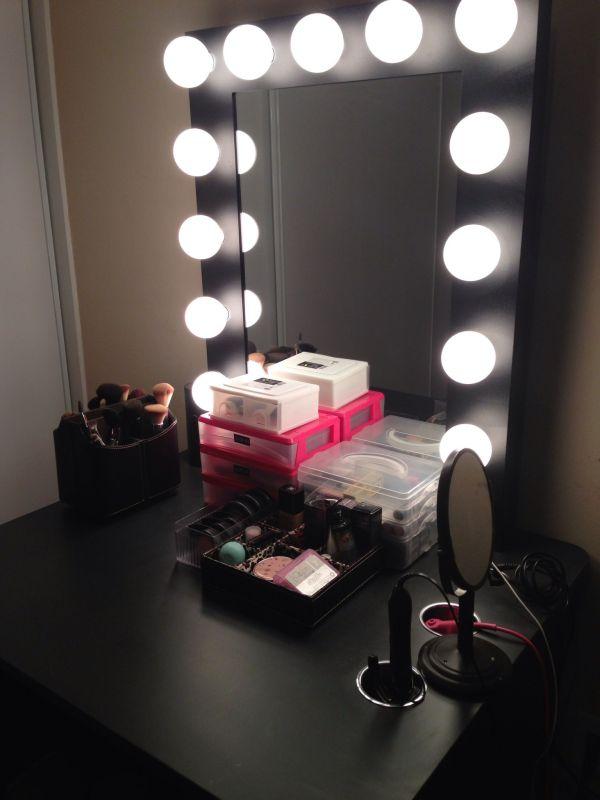 Vanity Set #vanity Girl Hollywood