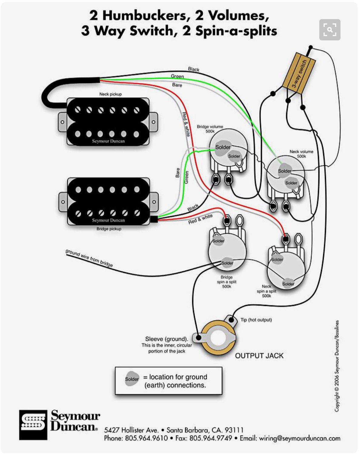 Bartolini Wiring Diagrams Bass Guitar