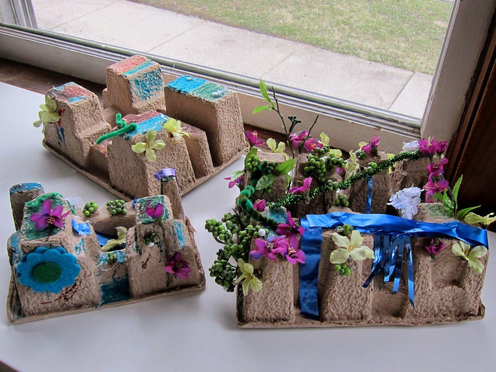 Joyfully Weary Craft The Hanging Gardens Of Babylon