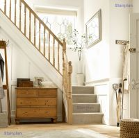 stairway design and plans | Wooden Staircases Stairplan ...