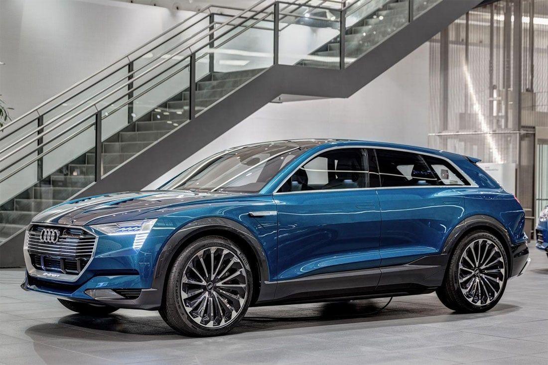 concept 2018-2019 audi e-tron quattro – a harbinger of a serial