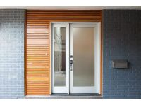 Mid-Century modern front door | Dream House | Pinterest ...