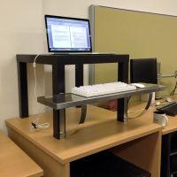 IKEA Standing Desk | Standing Desks | Pinterest | Desks ...
