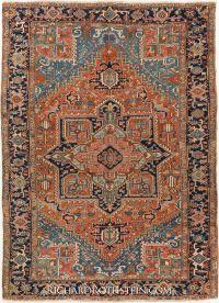 Antique Oriental Rugs And Carpets - Carpet Vidalondon