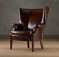 Drake Barrel Back Chair $1900 Restoration Hardware ...