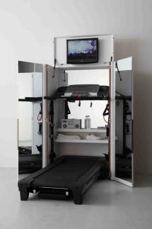Compact Home Exercise Equipment