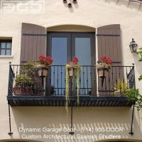 iron shutters | Spanish Architectural Window Shutters ...