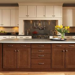 Shenandoah Kitchen Cabinets White Hutch Cabinet Interesting Kraftmaid